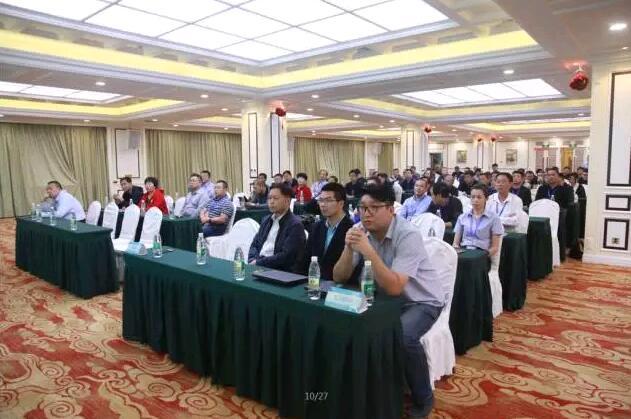 申龙2017新能源产品推荐会现场