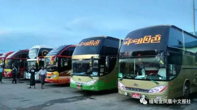 安凯客车进军缅甸高端市场