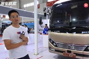 2019北京道路运输展:比亚迪新款纯电动商务车C6详解