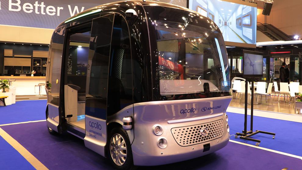 """金龙客车""""智能+""""出征2019比利时客车博览会"""