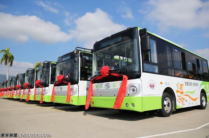 XMQ6605G微公交车阵
